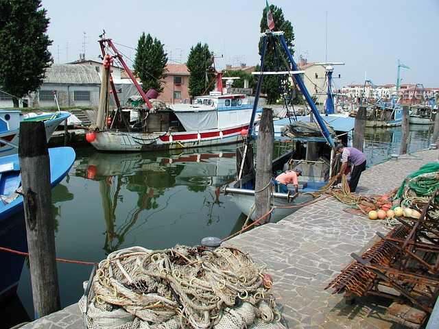 Lavoro Porto di Taranto