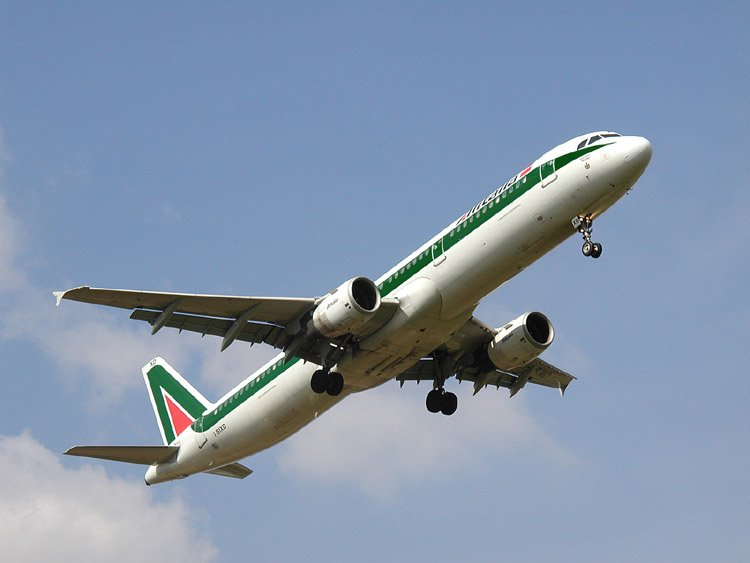 Sciopero Alitalia