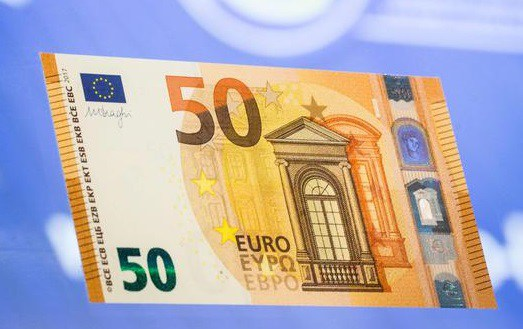 nuova 50 euro